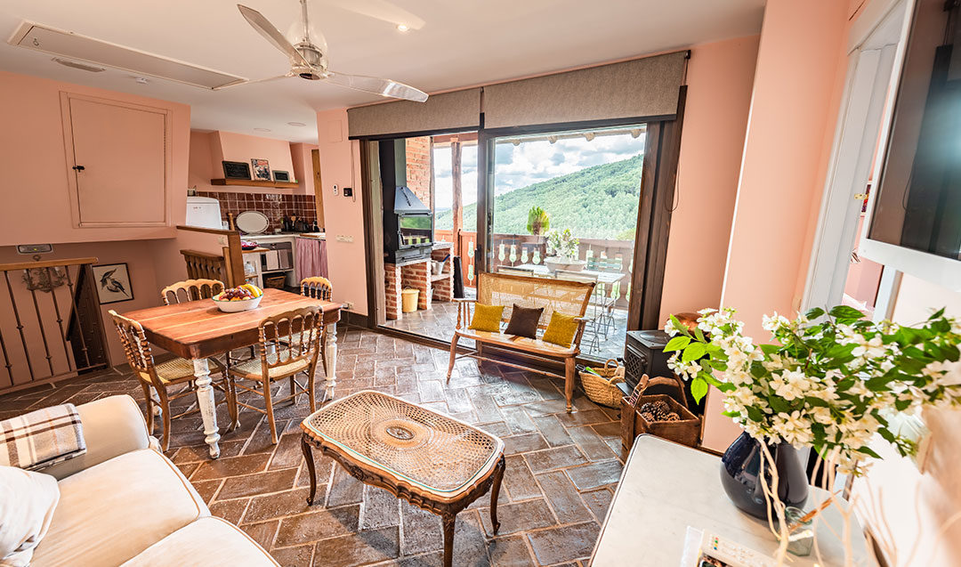 salon terraza apartamento